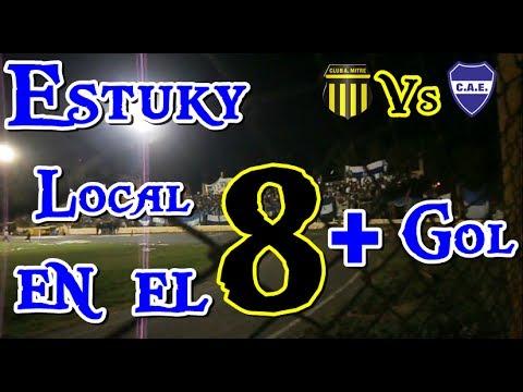 Estuky Local En El 8 + Gol..!