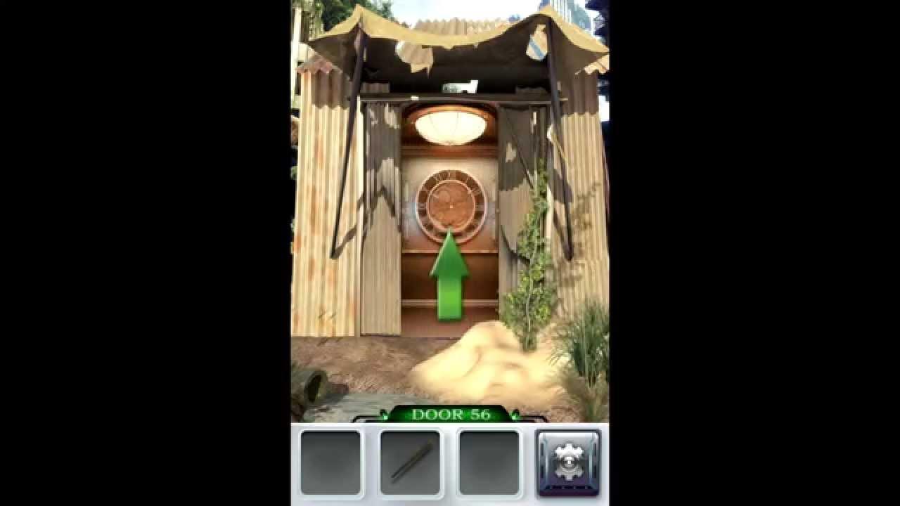 100 Doors 3 Level 56 Walkthrough Youtube