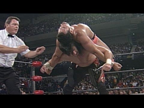 Chavo Guerrero vs Eddie Guerrero: Great American Bash 1998