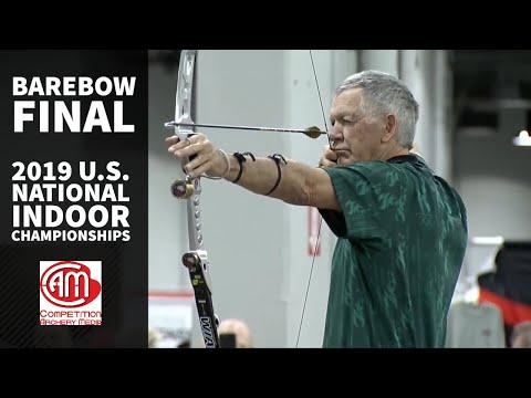 2019 U.S. Archery Indoor National Championships Final: Barebow