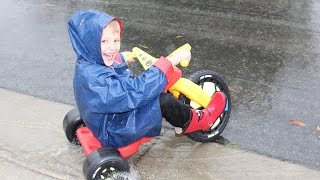 When it Rains in California
