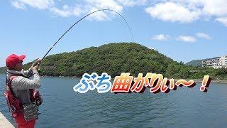 魚がデカすぎてどうにもなりません・・・【小豆島釣行記】