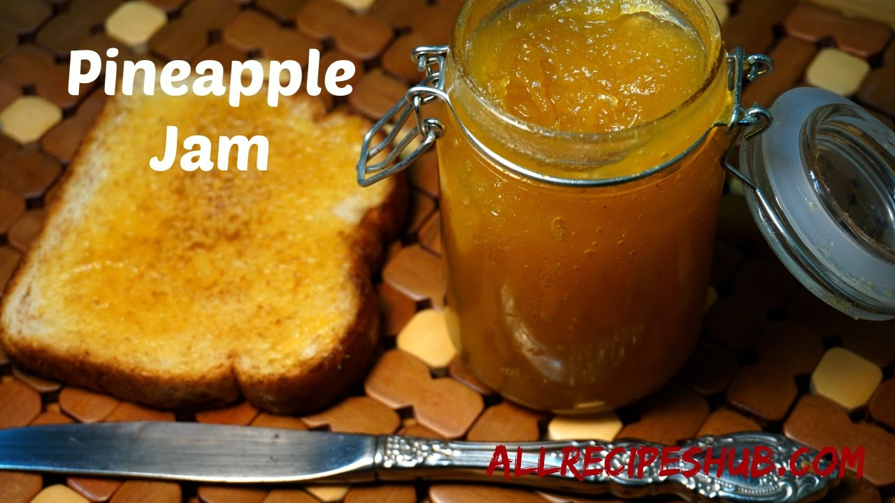 pictures How to Make Pineapple Jam