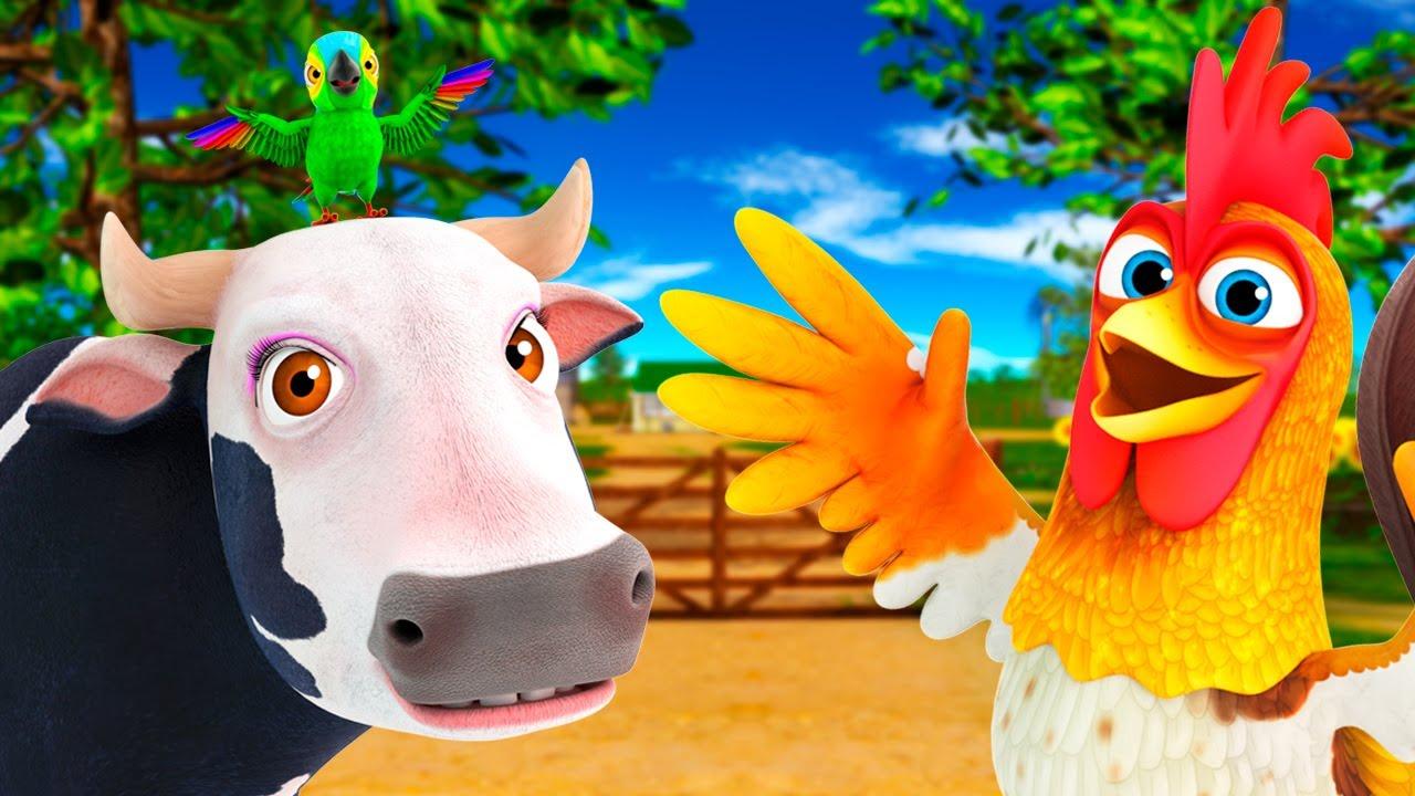 Download Especial de La Vaca Lola Acumulativa y Más Canciones | La Granja de Zenón