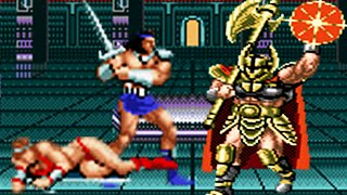 Golden Axe II (Genesis) Playthrough (No Death)