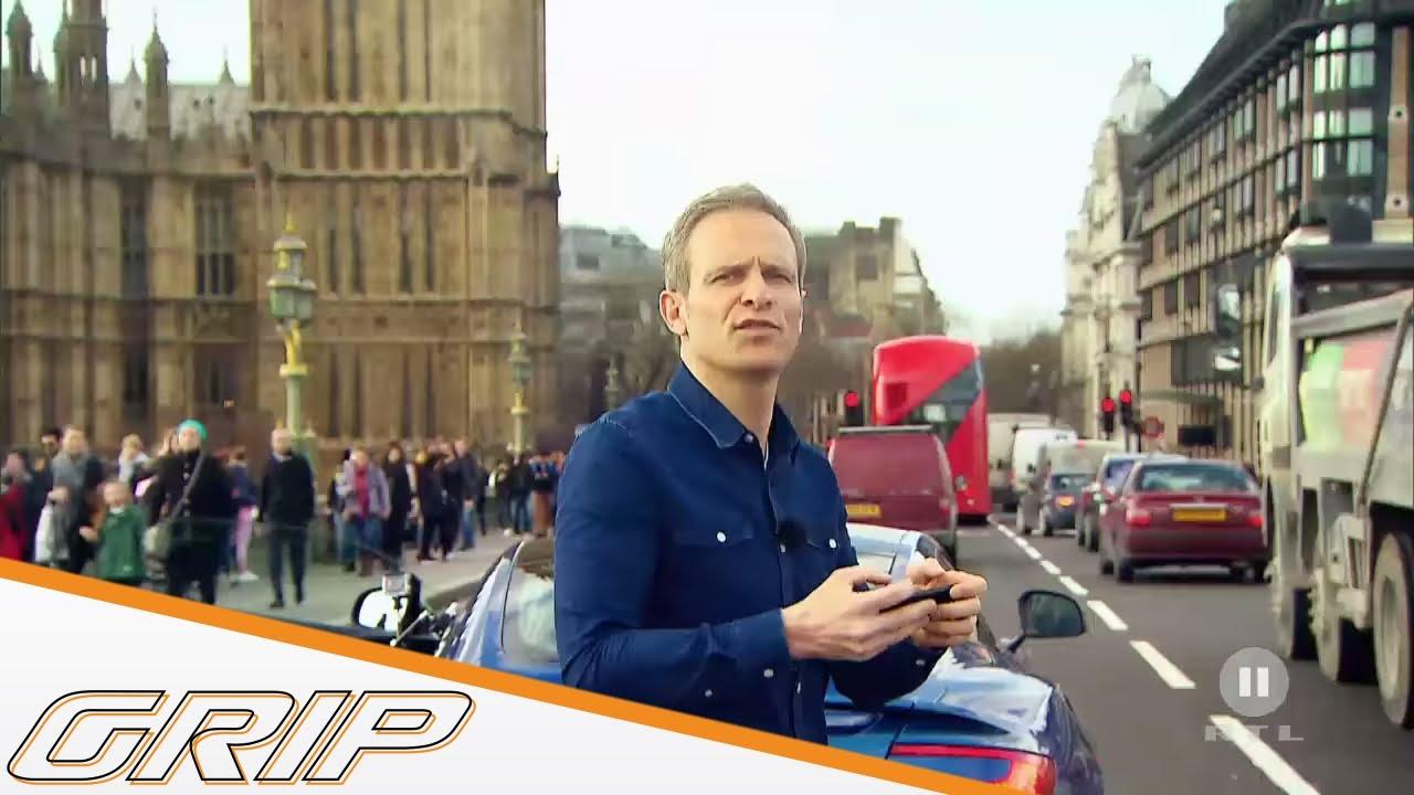 Der König von England | Mit Aston Martins durch London |GRIP