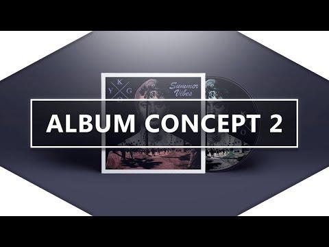 Manzonii - Album Cover Speedart (Kygo)
