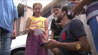 هذه قصتي-المصور الفلسطيني الزعنون ينقل معاناة أطفال غزة
