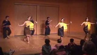 """Somapa Thai Dance Company: """"Serng Pong Lang"""" at Sackler Gallery"""