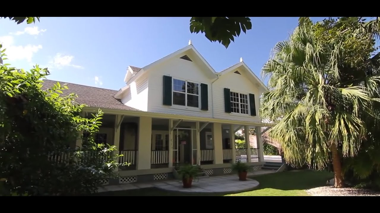 Real Estate In The Grand Cayman Islands