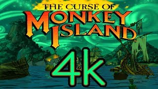 Curse of Monkey Island Gameplay PC