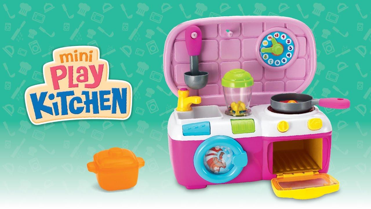 Keenway - Mini Play Kitchen