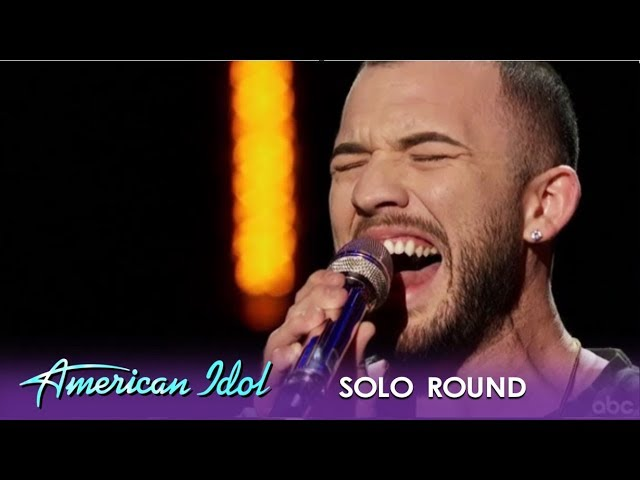 Ryan Hammond: Transformed Singer SHOWS UP At Solo Round | American Idol 2019