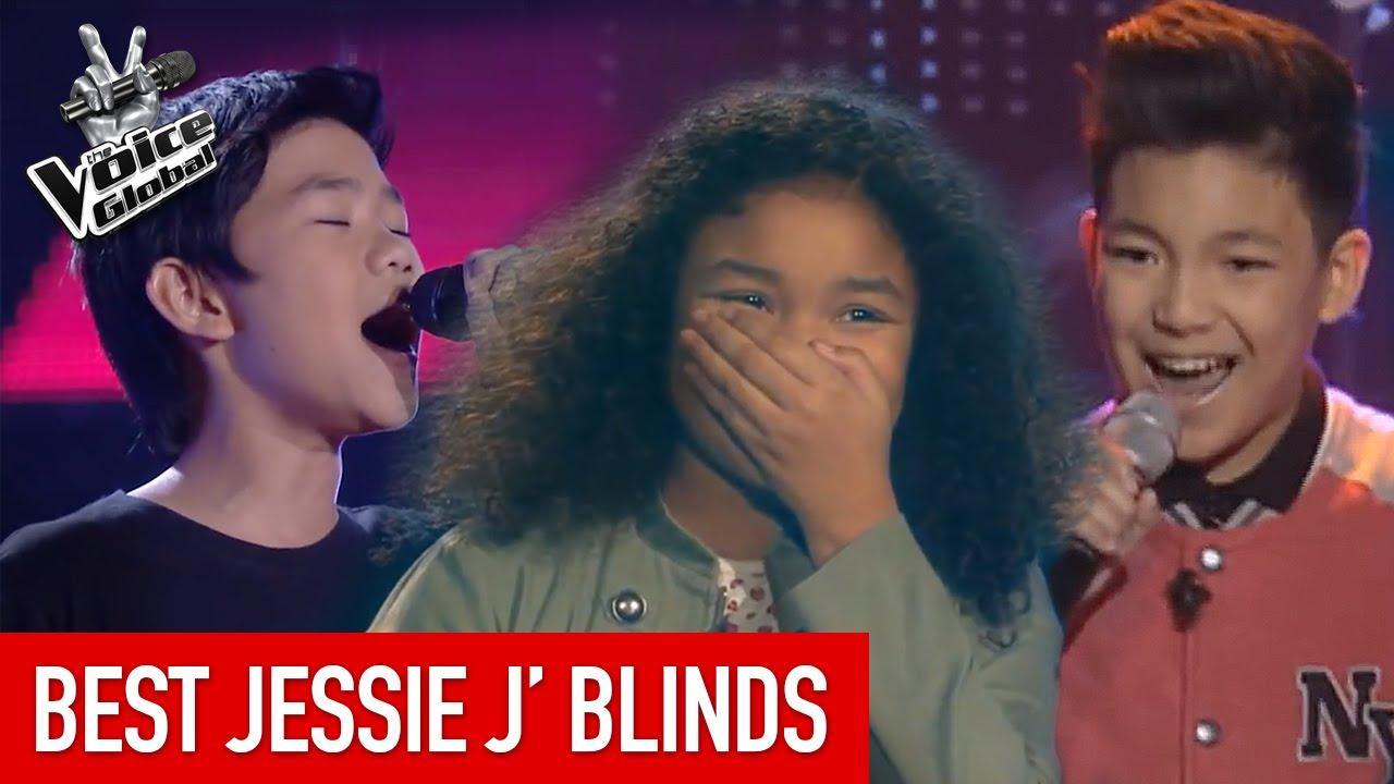 The Voice Kids   BEST 'JESSIE J' Blind Auditions