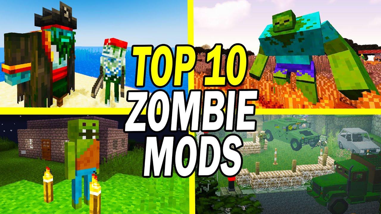 Top 9 Minecraft Zombie Apocalypse Mods