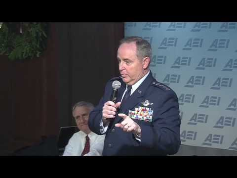 General Mark Welsh III: A ready force today or a modern force tomorrow?