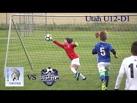 Sparta DKJ vs Wasatch JS - U12 D1 Soccer