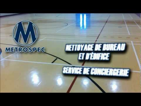 Commercial Cleaning Montreal | Metrospec