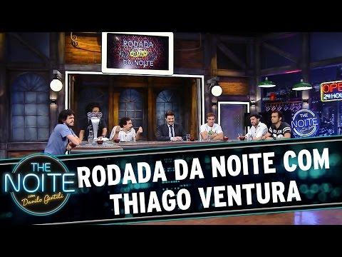 The Noite (29/10/15) - Rodada Da Noite Com Osmar Campbell, Rafael Marinho E Thiago Ventura
