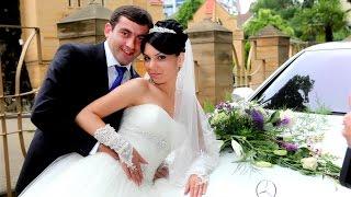 Свадьба - Бабкен и Лилит Гагра Сочи 30.06.2011 WOLF VIDEOHD