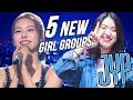 5 NEW Kpop Girl Groups NOT TO MISS in 2019