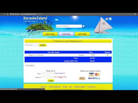 Karaoke Island  Your Mix