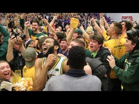 Men's Basketball: America East Championship - (1) Vermont vs. (3) Albany (3/11/17)