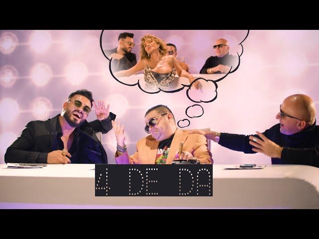 Jador ❌ Adi Minune ❌ Costi - 4 de DA (Special Guest Anna Lesko) | Official Video