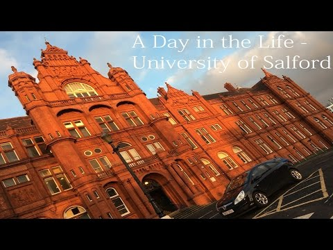 A Day in the Life - University of Salford