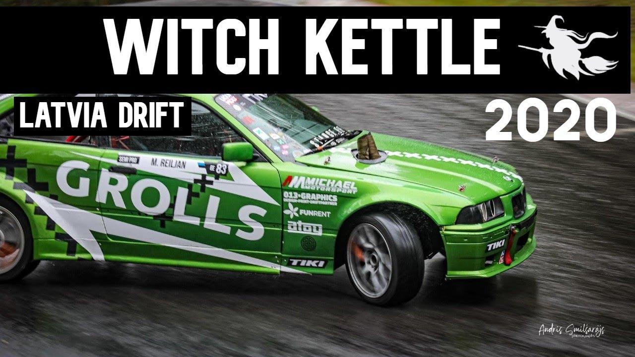 LATVIA DRIFT- WITCH KETTLE 2020 //MICHAELMOTORSPORT