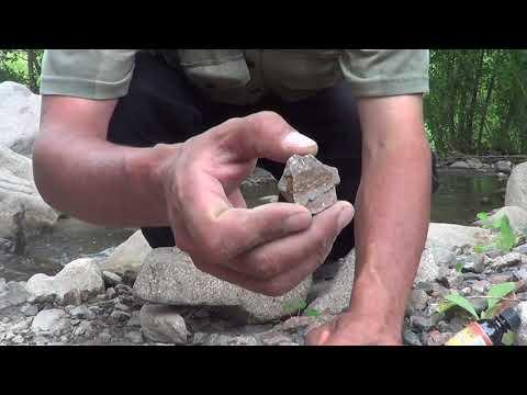 25 Горная речка и речные камни 2