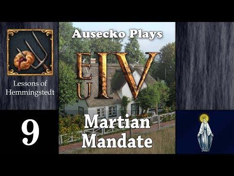 EUIV Martian Mandate 9 [Opportunistic]