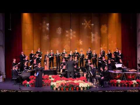 """USC Thornton Chamber Singers: """"Dormi Jesu"""" by Matthew D. Nielsen"""