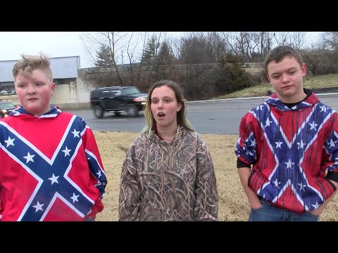 Arkansas Student Suspended After Refusing To Remove Confederate Flag Shirt