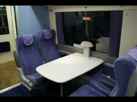 First class on Scotrail class 170's and class 158's