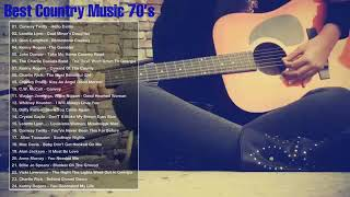 70's Country Classic Music - Old Country Music 70's - Best 70s Country Songs