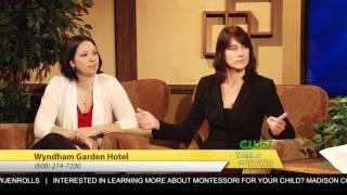 Talk of the Town   Jill Wacker & Porsche Baxter   Wyndham Hotel 11/24/15