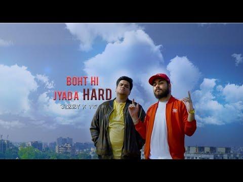 Bhott Hard Bhot Hi Jyada Hard Jizzy X  (yeah Diss Gana Hai ) TSP Comedy Rap Song