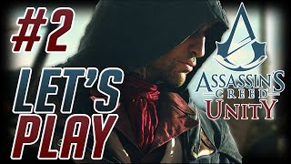 Assassin's Creed: Unity 1080p 60fps PC Playthrough #2; OH SH*T SORRY