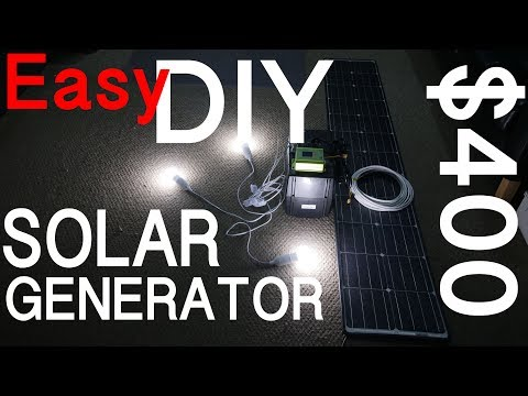 The $400 Solar Generator you can donate To Puerto Rico