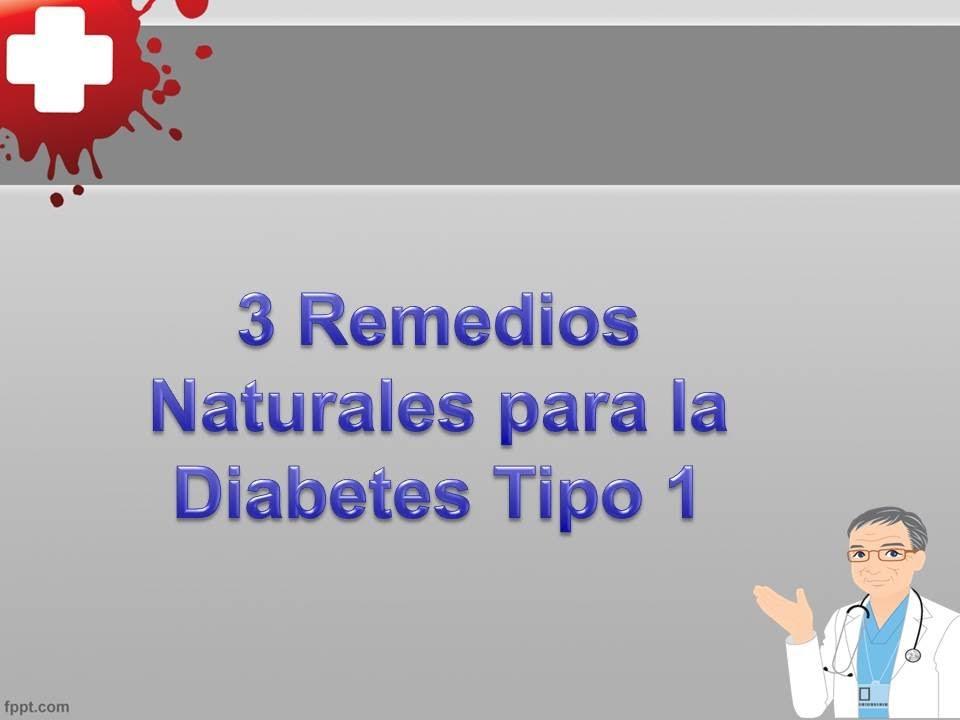 remedios caseros para la diabetes mellitus 2