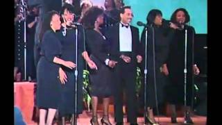 Solid Rock - Walter Hawkins and The Love Center Choir