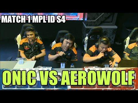 ONIC vs AEROWOLF