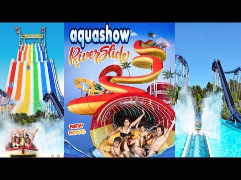 Aquashow Algarve River Slide 2017 GoPro Hero 5 Black