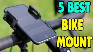 Top 5 best bike phone mount 2019: best mobile holder for bike