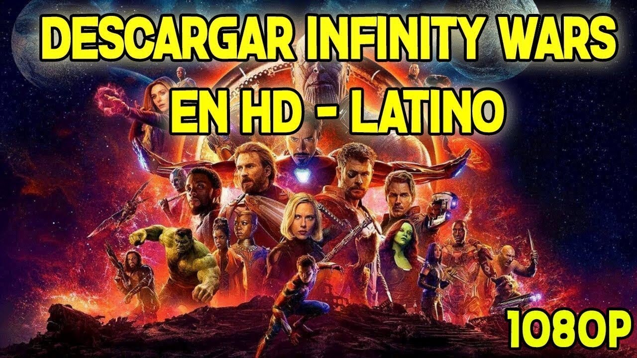 Avengers Infinity War Full Movie 2018 HD for Android - APK ...