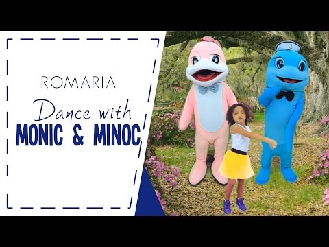 Cover Lagu Romaria - Theme Song Dance  Monic Minoc