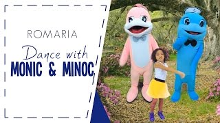 Romaria - Theme Song Dance with Monic Minoc