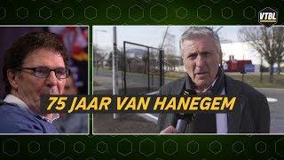 75 jaar Willem van Hanegem: eerbetoon aan een legende - VTBL