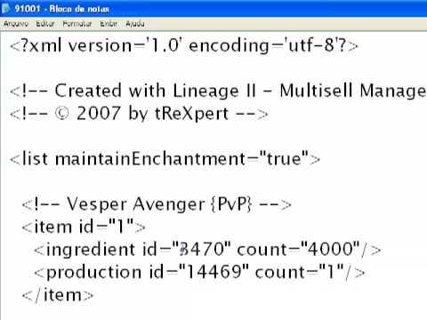 Como Editar Npc No Lineage2